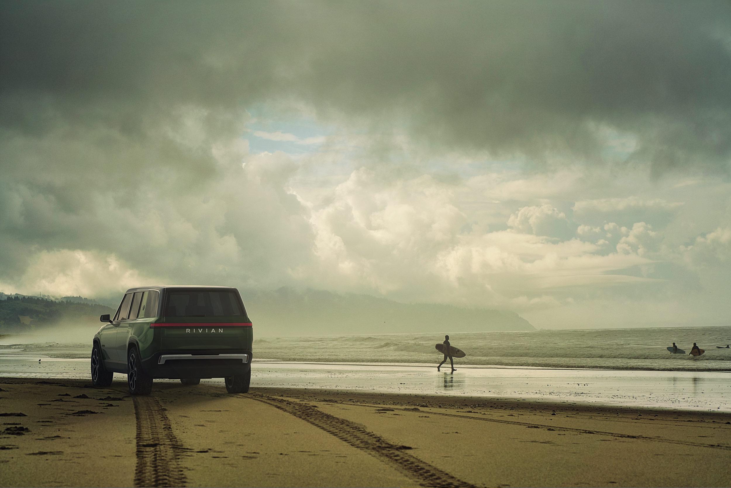 rivian r1s surf